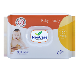 NeoCare Baby Wipes Category